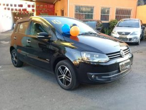 Foto numero 0 do veiculo Volkswagen Fox 1.6 PRIME GII - Preta - 2010/2010