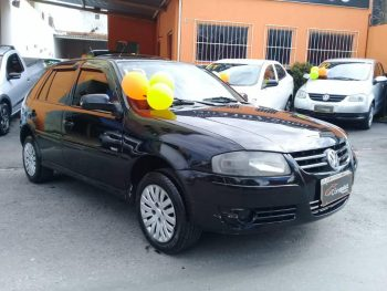Foto numero 0 do veiculo Volkswagen Gol G IV 1.0 TREND - Preta - 2011/2012