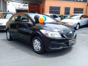 Foto numero 0 do veiculo Chevrolet Onix 1.0 LT - Preta - 2013/2013