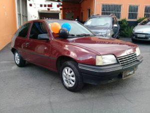 Foto numero 0 do veiculo Chevrolet Kadett GL - Vermelha - 1995/1995