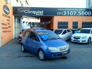 Foto numero 0 do veiculo Fiat Idea 1.8 HLX FLEX - Azul - 2005/2006