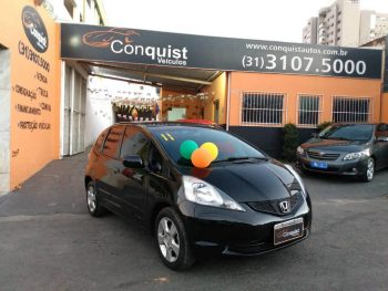 Foto numero 0 do veiculo Honda New Fit LX - Preta - 2011/2011