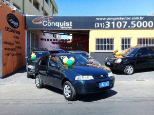 Foto numero 0 do veiculo Fiat Palio FIRE 4 P - Verde - 2002/2003