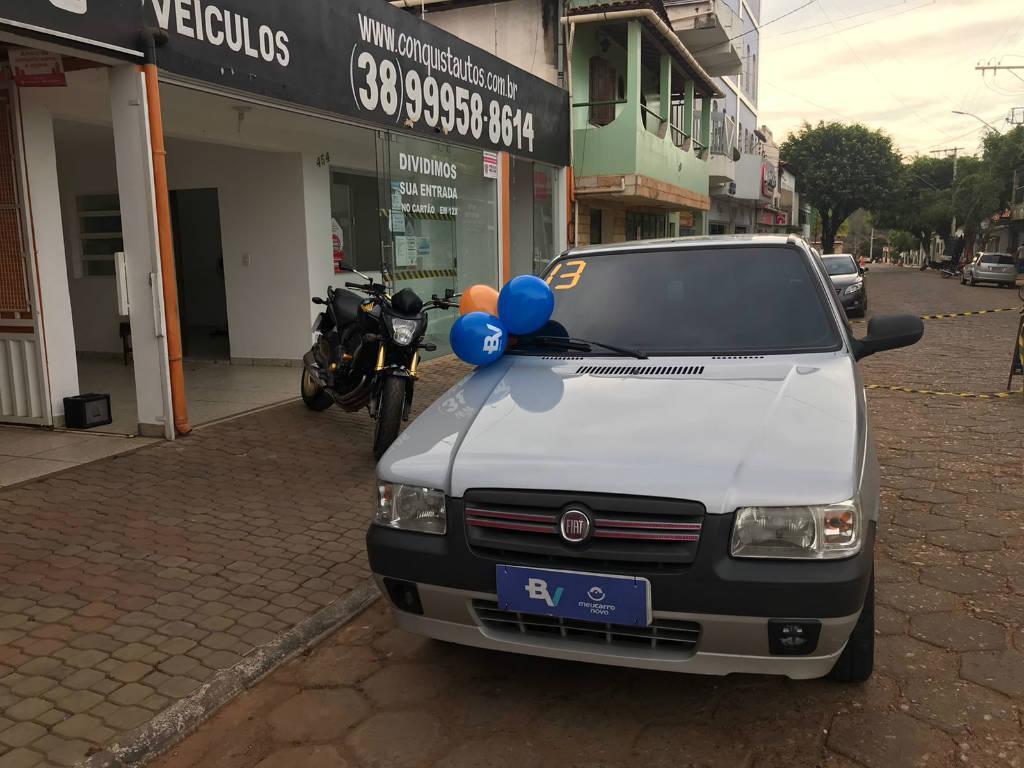 Fiat Uno MILLE ECOMONOMY 2013