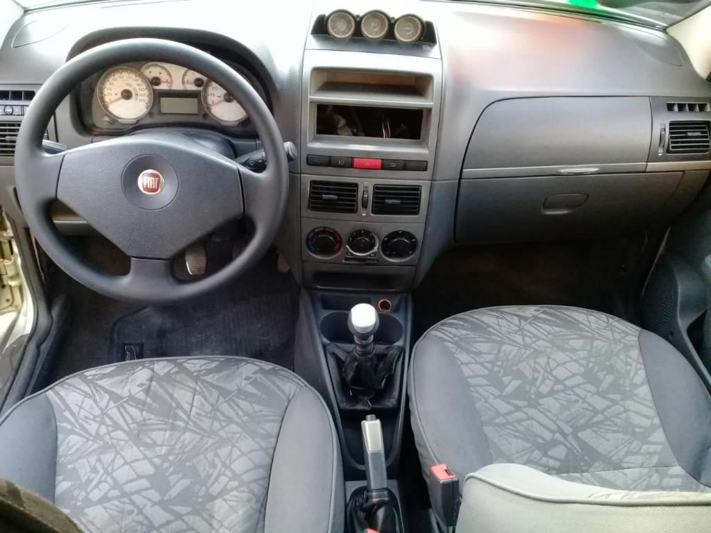 Fiat Palio Weekend Adventure 2009