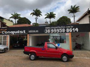 Foto numero 0 do veiculo Fiat Fiorino Pick-Up 1.0 - Vermelha - 1995/1995