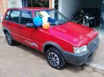 Foto numero 2 do veiculo Fiat Uno MILLE WAY 4 P - Vermelha - 2012/2013