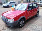 Foto numero 3 do veiculo Fiat Uno MILLE WAY 4 P - Vermelha - 2012/2013