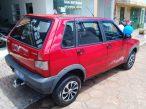 Foto numero 4 do veiculo Fiat Uno MILLE WAY 4 P - Vermelha - 2012/2013