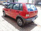 Foto numero 5 do veiculo Fiat Uno MILLE WAY 4 P - Vermelha - 2012/2013