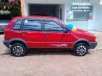 Foto numero 6 do veiculo Fiat Uno MILLE WAY 4 P - Vermelha - 2012/2013