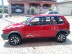 Foto numero 7 do veiculo Fiat Uno MILLE WAY 4 P - Vermelha - 2012/2013