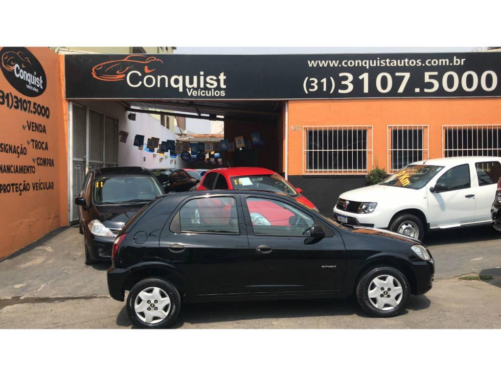Chevrolet Celta SPIRIT 4 PORTAS 2010
