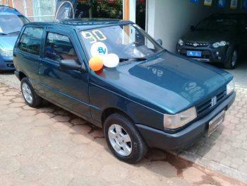 Foto numero 0 do veiculo Fiat Uno S - Verde - 1989/1990